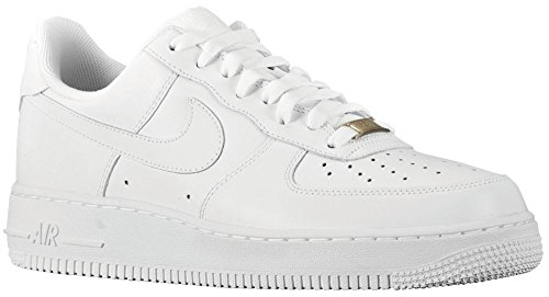 Nike Schuhe WMNS Air Force 1 '07 Größe: 41 Farbe: 112wht/wht