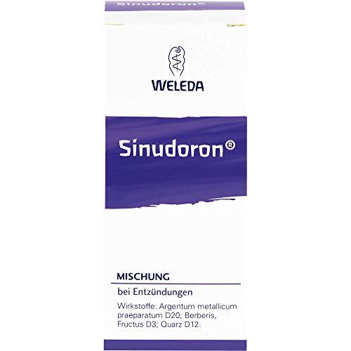 WELEDA Sinudoron Mischung bei Entzündungen, 50 ml Lösung