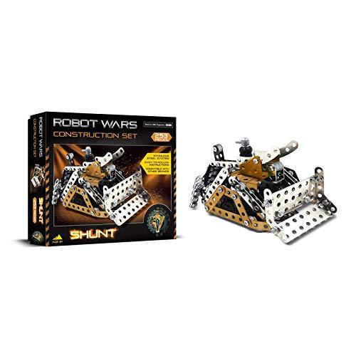 The Gift Box Company GBC0008 Robot Wars Juego de construcción Shunt
