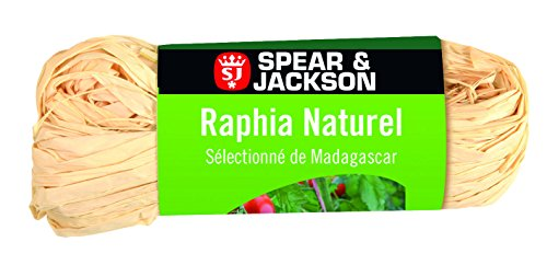 Spear & Jackson 27050 Raphia naturel 50 g