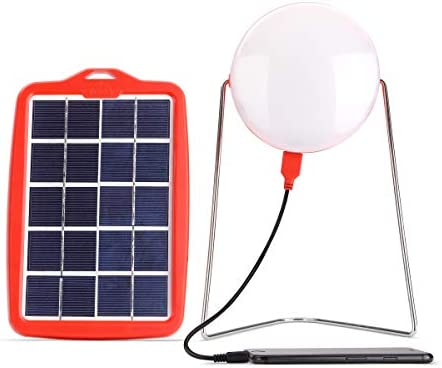 d light S200 Portable Solar Lantern and Mobile Phone Charger for Camping product image