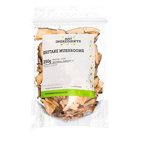 JustIngredients Essential Mushrooms Setas Shiitake - 1000 gr