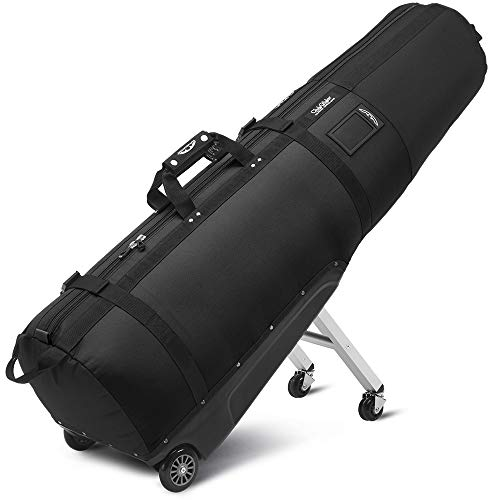 Sun Mountain Clubglider Journey Wheeled Golf Travel Cover Black/Charcoal