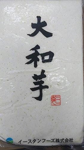 冷凍 とろろ芋 ペースト ( 大和芋 ) 1kg×10P 業務用