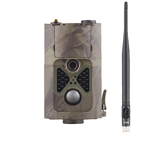 TYXHZL afstandsbediening bewakingscamera van de jachtcamera Field HD waterdichte infrarood-overdracht met thermische 1080PGPRS
