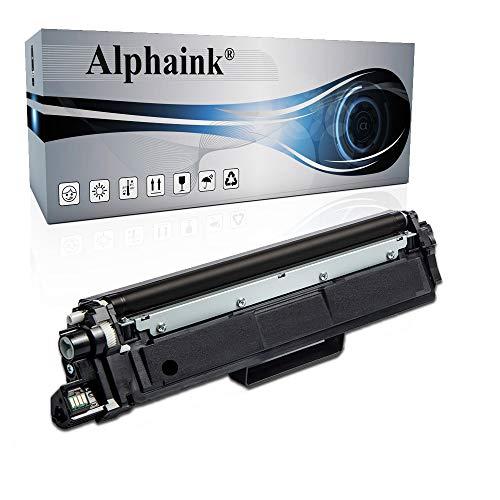 Toner Nero Alphaink con chip Compatibili con Brother TN-247 TN-243 per Stampanti Brother DCP L3550CDW MFC L3770CDW L3750CDW HL-L3230CDW L3270CDW L3210CW L3730CDN L3510CDW L3710CW (Nero)