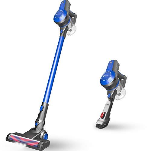 NEQUARE Cordless Vacuum Cleaner 18KPa Super...
