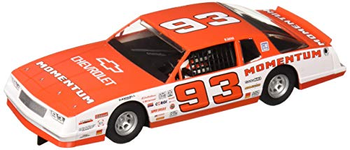 Scalextric Chevrolet Monte Carlo 1986#93 1:32 Slot Race Car C3949, Rojo y Blanco