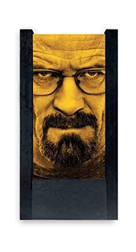 lámpara de mesa negra Breaking Bad–TV Series
