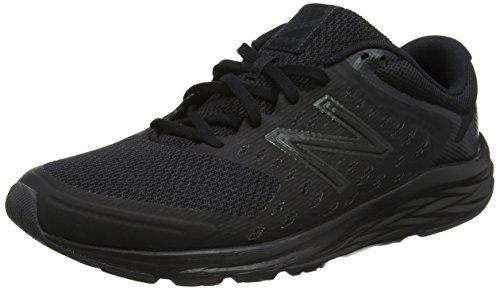 New Balance Zapatillas Hombre, Negro (Black/Phantom), 42 EU