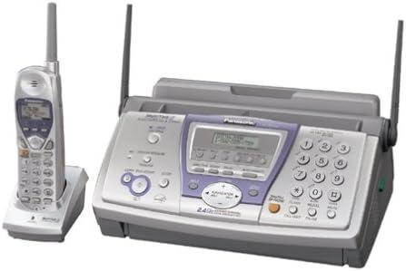 Panasonic KX-FPG381 Plain-Paper Fax and 2.4 GHz Cordless Phone Combo