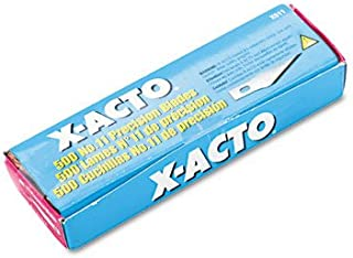 X-Acto #11 Bulk Pack Blades for X-Acto Knives, 500 per Box