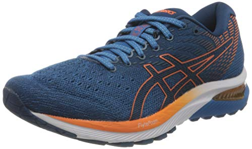 ASICS Men's Gel-Cumulus 22 Running Shoe, Rebron Blue/Mako Blue, 11 UK