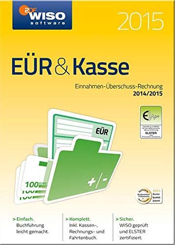 Buhl Data WISO EÜR und Kasse 2015 [import allemand]
