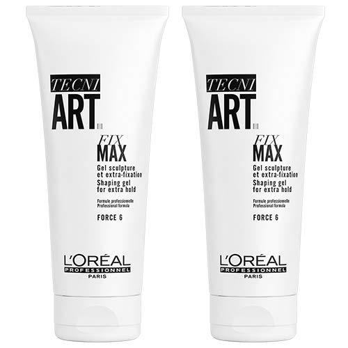 L'Oréal Professionnel Tecni Art Fix Max 200ml Doppio