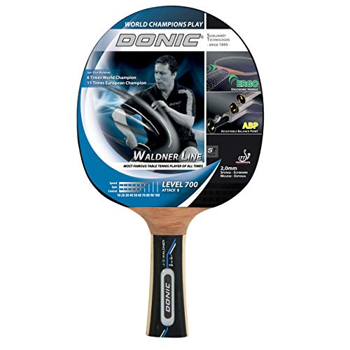 Donic Schildkröt Raqueta Tenis Mesa Waldner 700