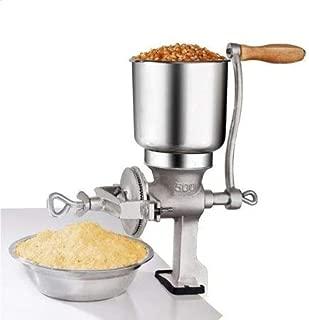 Premium Quality Cast Iron Hand Crank Manual Corn Grinder For Wheat Grains