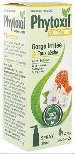 Sanofi Phytoxil Garganta y tos Spray 20 ml