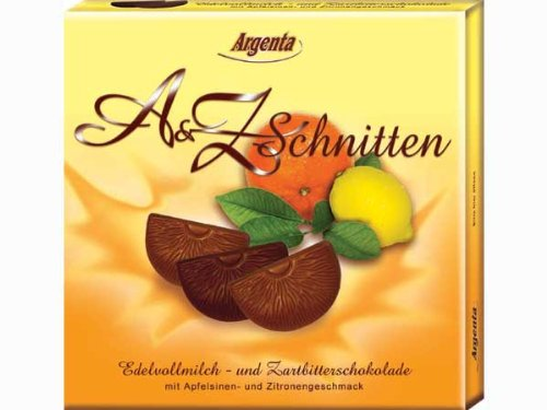 Argenta A & Z Schnitten