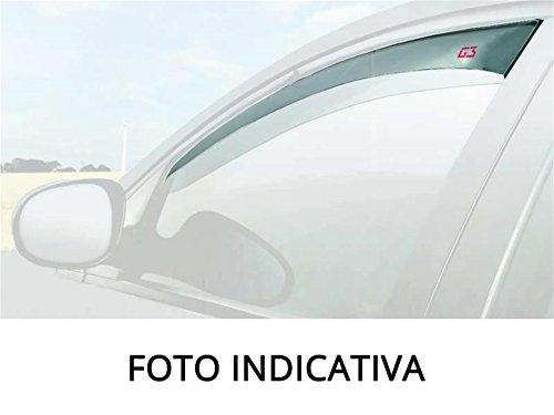 Deflettori aria e pioggia antiturbo aerodinamico alta resistenza agli impatti Suzuki Sx4 (Rails) 5 porte 2006- / Fiat Sedici 5 porte 2006- / Sedici (Rails) 5 porte 2006-