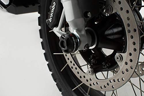 SW- Motech Motorrad Sturzpad- Kit für Vorderachse STP.07.176.10203/B