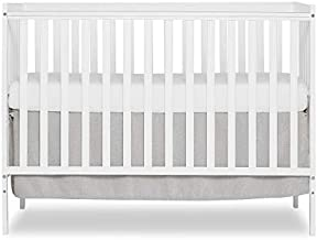 Dream On Me, Synergy 5-in-1 Convertible Crib, White