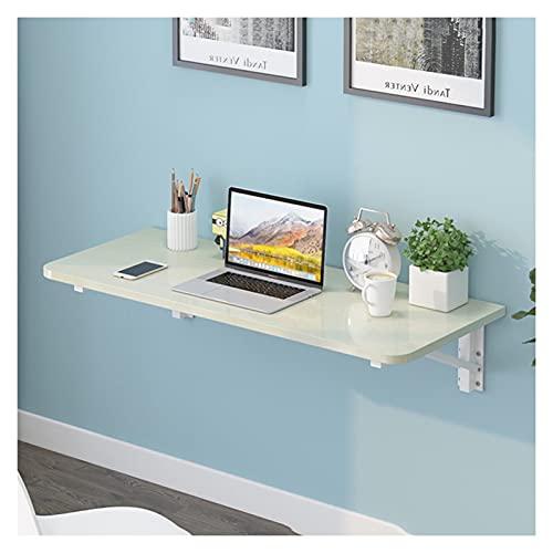 ZWYSL Mesa Plegable Pared Mesa Comedor Escritorio Computadora Escritorio para Portátil Adición Hogar y La Oficina, Personalizable (Color : A, Size : 60x40cm)