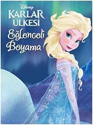 Disney Karlar Ulkesi Eglenceli Boyama