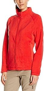 Fruit of the Loom Ss049m Ropa Interior de Deporte, Rosso, 42 (Talla del Fabricante:L) para Mujer