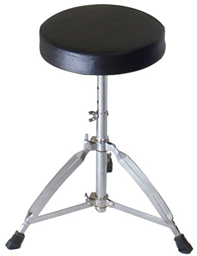 Gammon 5-Piece Junior Starter Drum Kit with Cymbals, Hardware, Sticks, & Throne...