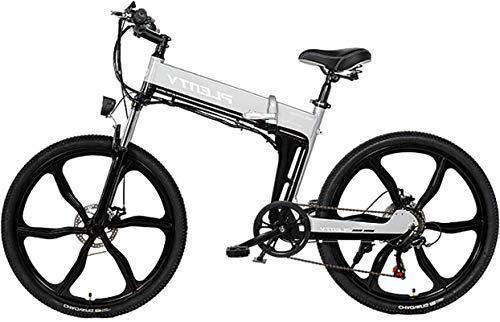 Bicicleta de carretera de la ciudad de cercanías, Bici de montaña plegable...