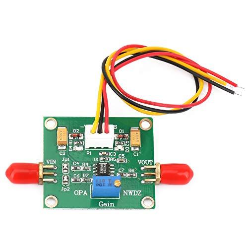 Niederfrequenz-Präzisionsverstärkerplatine Niedrige Offset-Verstärker Einstellbares Modul OP07