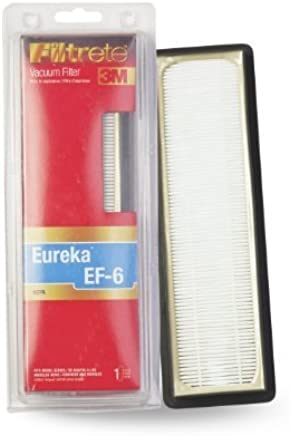 3M Filtrete Eureka EF-6 HEPA Vacuum Filter, 1 Pack by Filtrete