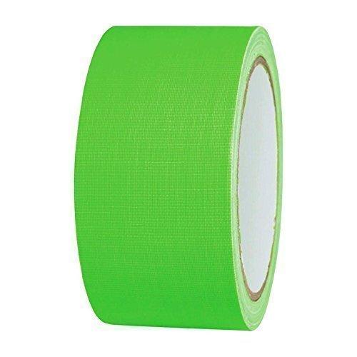 NEON Gaffa Tape Klebeband UV-aktiv 50mm x 25m grün