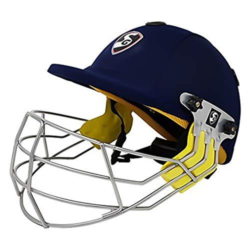 SG smart cricket helmet, size - xl