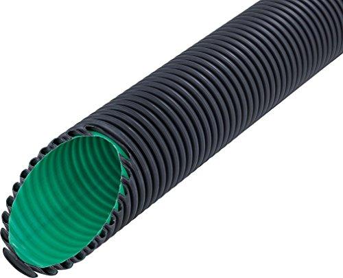 Fränkische Kabelschutzrohr flexibel sw Kabuflex R plus 40