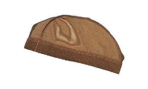 FOOTMARK(フットマーク) 水泳帽 スイミングキャップ ダッシュ 101121 ブラウン(14) M