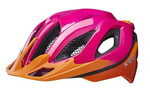 KED Spiri Two Helmet pink orange Kopfumfang L | 55-61cm 2019 Fahrradhelm