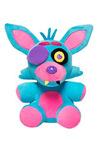 Funko Five Nights at Freddy's: Plush – Foxy Blacklight (Blue)