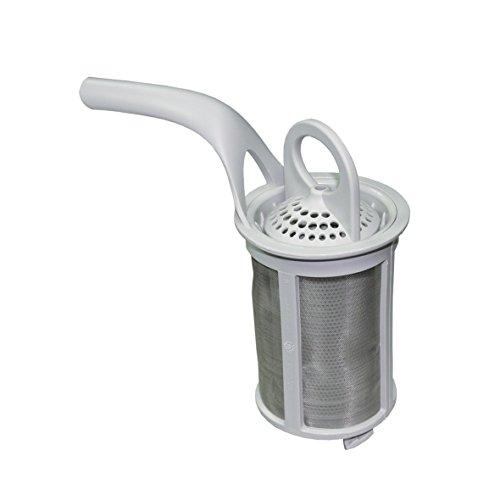 Electrolux AEG 50297774007 Geschirrspülersieb Filtereinsatz Spulmaschinensieb Schmutzfilter Feinsieb mit Griff Spülmaschine Geschirrspüler auch Seppelfricke 615004395 Ikea Juno