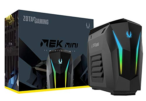 Zotac Gaming MEK Mini PC (Intel Core i5 9400f, ZOTAC Gaming