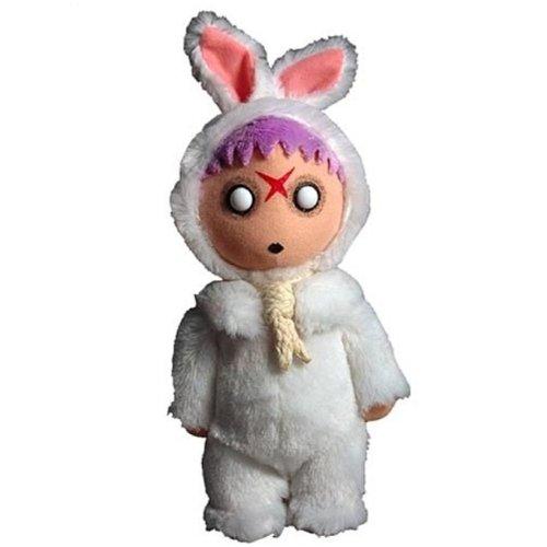 "Living Dead Dolls Creepy Cuddlers 8"" Plush Series 1 Eggzorcist"