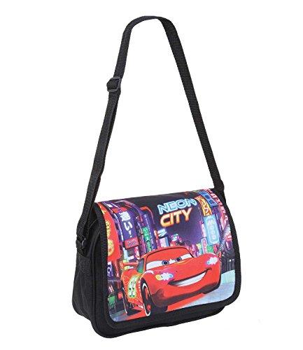 Disney Cars Umhängetasche - schwarz -