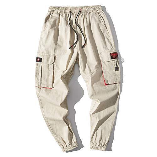 Brandit Ranger di sicurezza Pantaloni Nero Tattico Porta personale sia Cargo