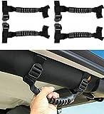 Asas de agarre para accesorio de barra de rodillo Wrangler para mangos Wrangler JL accesorios