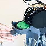 Taza reutilizable del metal del filtro del metal de Shell de las cápsulas de café del Nestle del acero inoxidable