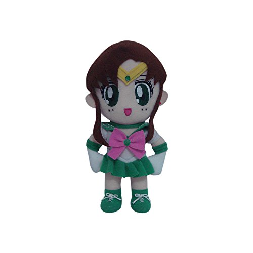 Great Eastern Ge-7508 Sailor Moon Jupiter poupée en Peluche