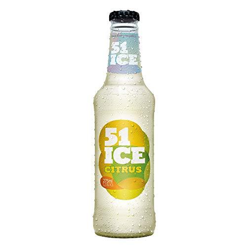 VODKA 51 ICE CITRUS 51 Sabor CITRUS 275ML