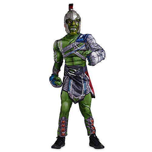 Marvel Hulk Disfraz para niños – Thor: Ragnarok Verde
