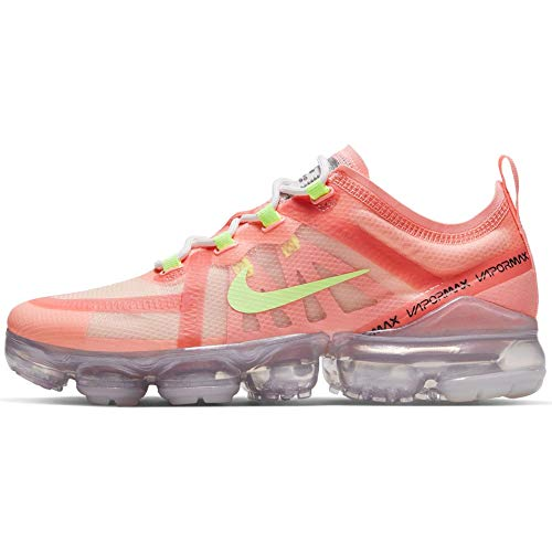 Price comparison product image Nike WMNS Air Vapormax 2019 (Pink Tint / Barely Volt 7.5W)